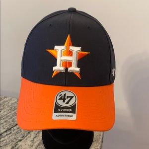 MLB Houston Astros structured cap